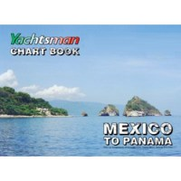 MARINER'S INK Yachtsman's Mexico to Panama Chartbook ...