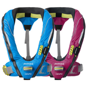 Spinlock Deckvest youth inflatable life jacket