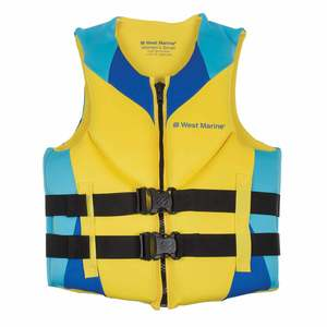 Women's Neo Deluxe Water Sports Life Jackets