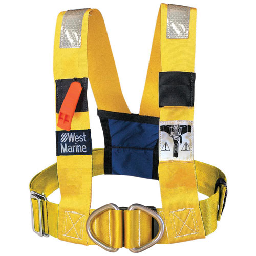 West Marine Ultimate Safety Harness
