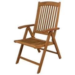 Teak Folding Chair Fishing Portable Seateak Avalon Deck Armchair West Marine