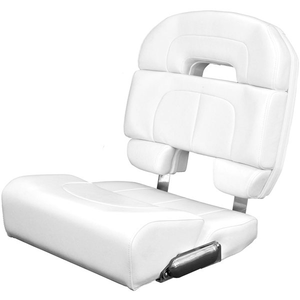 west marine chairs leather gaming chair with speakers taco 23 deluxe capri helm white