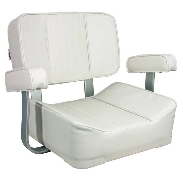boat captains chair design ai springfield deluxe captain s seat white west marine