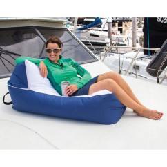 Marine Bean Bag Chairs Cheap Reclining West Go Anywhere Beanbag Lounger |