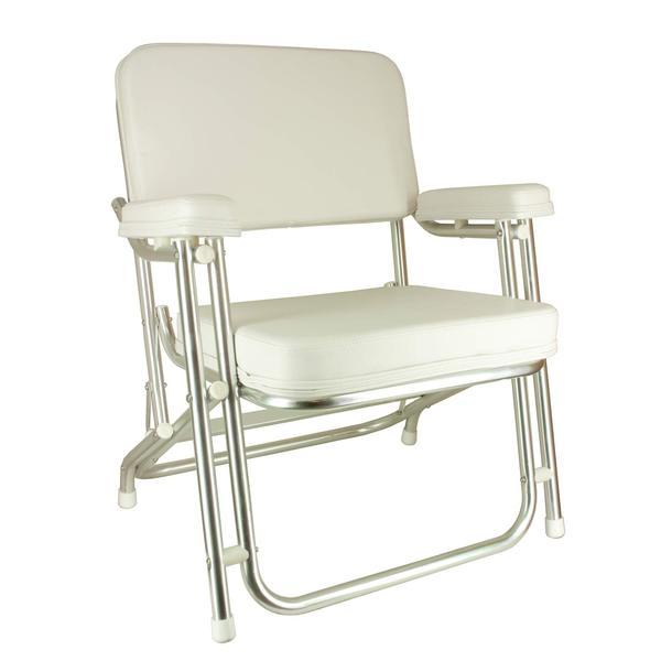 SPRINGFIELD Aluminum Folding Deck Chair