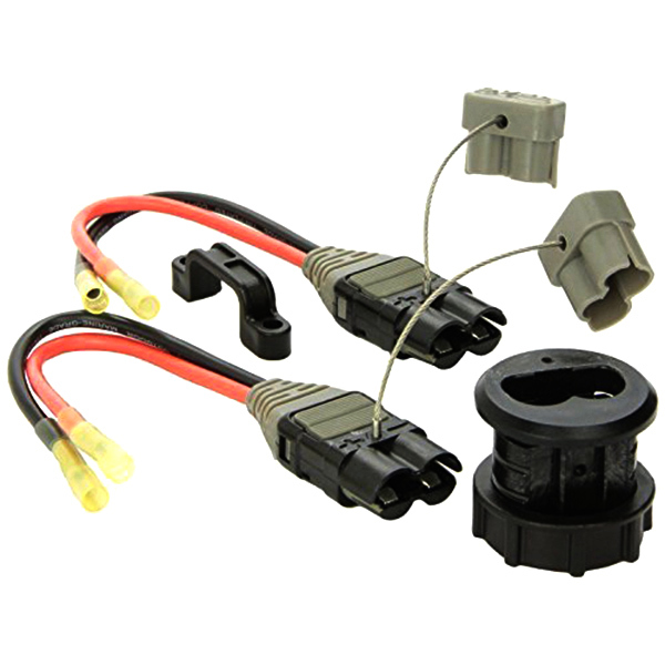 Electrical Trolling Motor Connectors 2 Wire Connectors