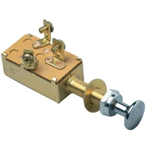 COLE HERSEE M531 3Position PushPull Switch   West Marine