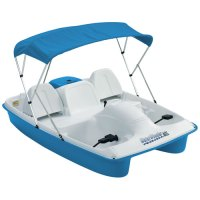 SUN DOLPHIN WaterWheeler ASL Pedal Boat with Canopy | West ...