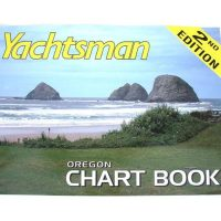 MARINER'S INK Yachtsman Oregon Chart Book | West Marine