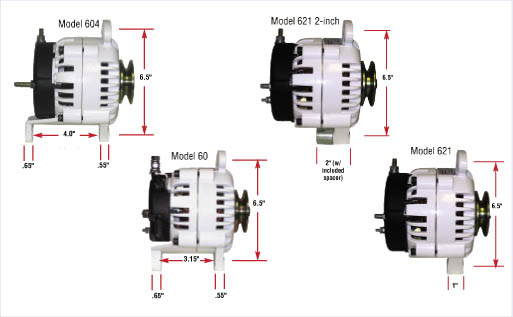 100 Amp Gm Alternator Wiring Selecting An Alternator For A Boat West Marine