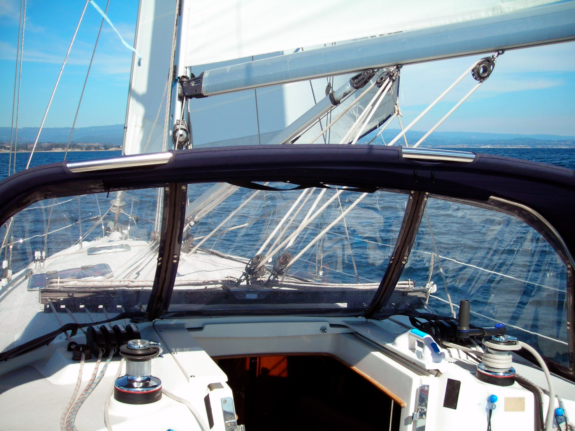 hight resolution of what type of sailboat do you have