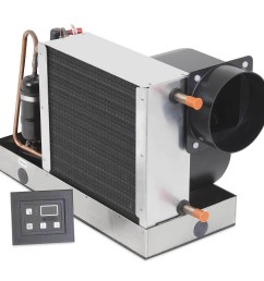 this 10 000 btu air conditioner envirocomfort reverse cycle retrofit kit lets you upgrade an older system  [ 1500 x 1500 Pixel ]