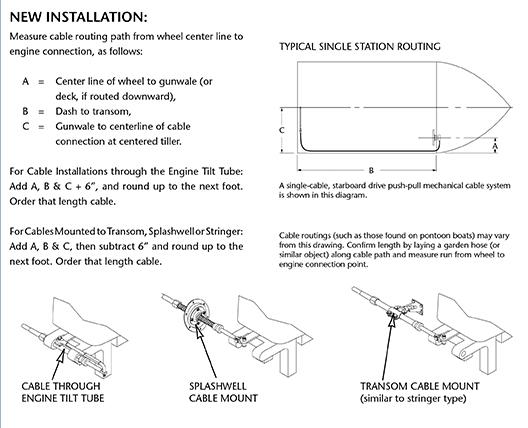mercruiser alpha one parts diagram redarc bms wiring mechanical steering   west marine
