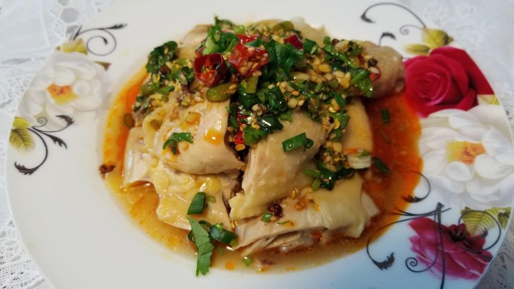 Saliva Chicken