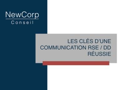 newcorp conseil com rse