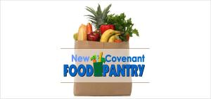 Food Pantry 11am - 3pm @ New Covenant