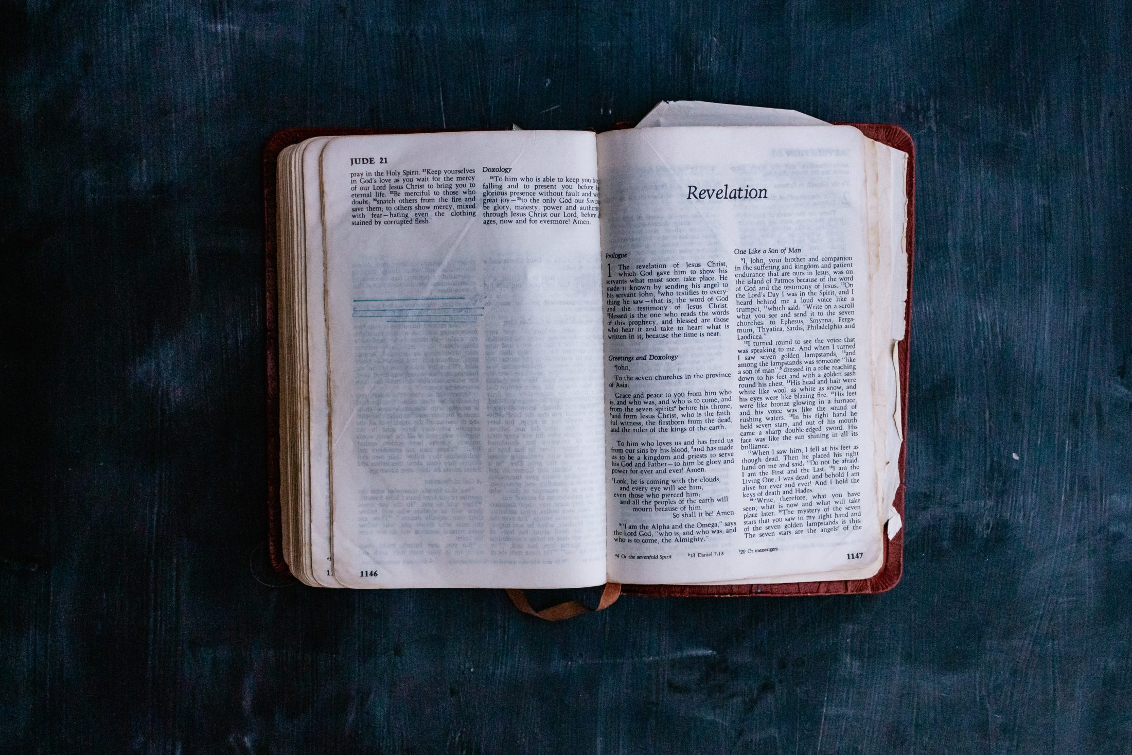 What is the book of Revelation?