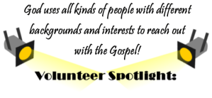 Volunteer sportlight