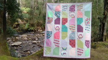 Off Kilter Quilt September 2016