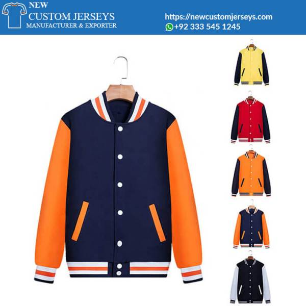 Cheap Custom Varsity Jackets