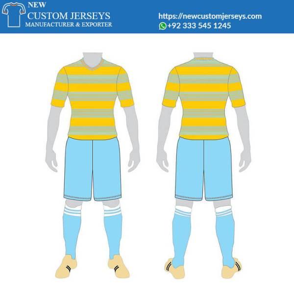 Customized Soccer Uniforms