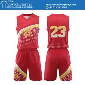 Basketball Jerseys Designs