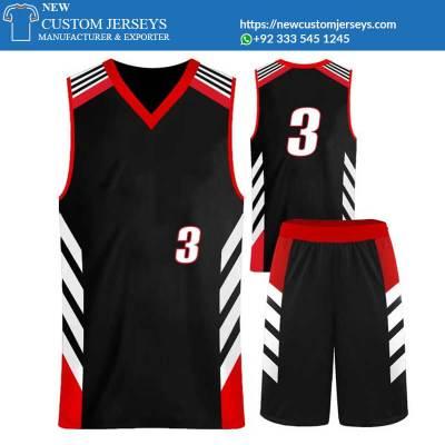 Basketball Uniforms Sublimated