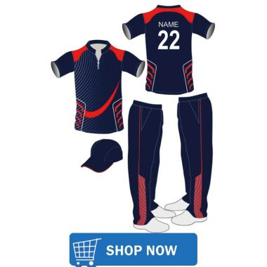 cricket uniforms jerseys
