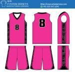 women basketball uniforms