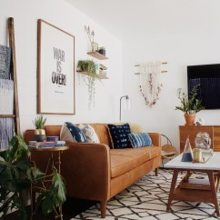 West Elm Living Rooms Home Decor Plants Room Makeover With New Darlings