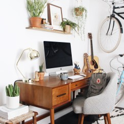 Cool Chairs For Dorm Rooms Painted Table And Images 28 Perfect Boho Desk Decor | Yvotube.com