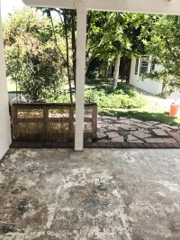 Our Backyard Lounge Area: The Plan - New Darlings