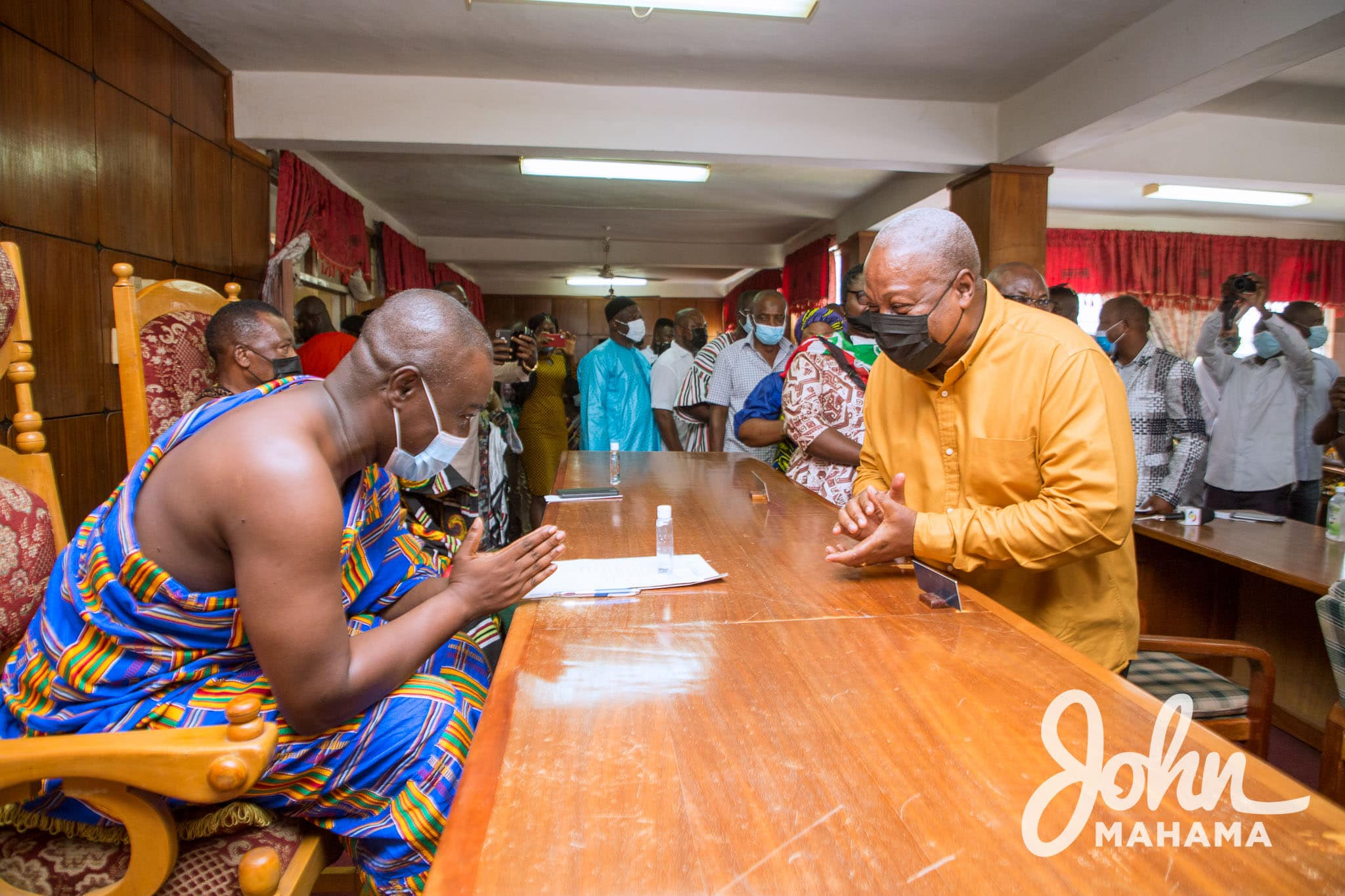 Bono House Of Chiefs Calls For Commission Of Enquiry Into
