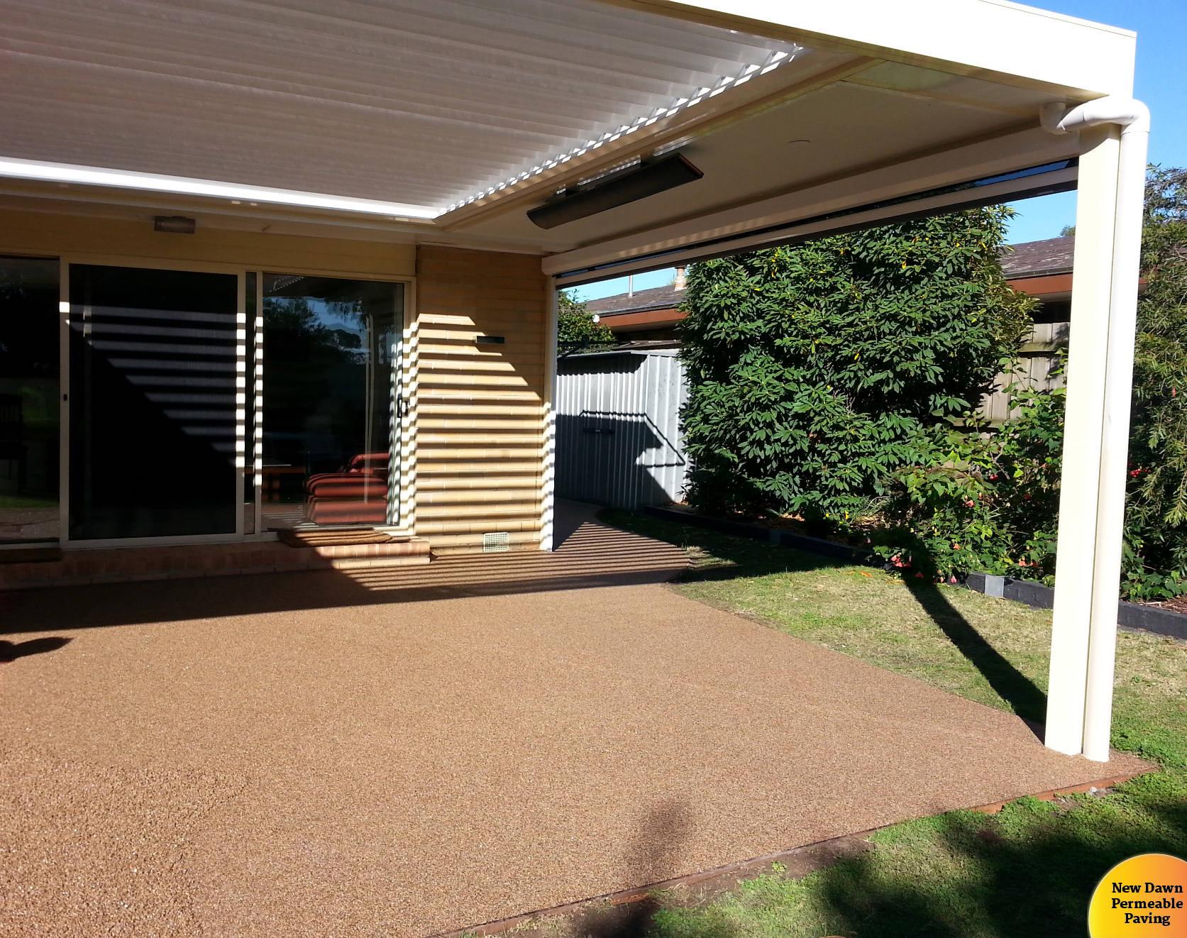 driveway resurfacing or new concrete