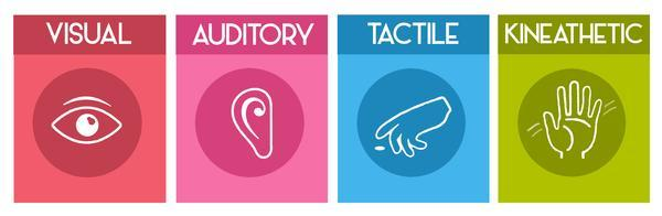 use-multi-sensory-approaches