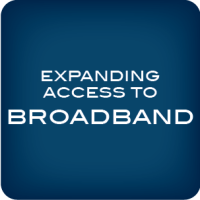 expanding access to broadband