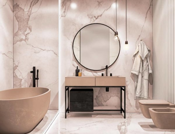 Modern Bathroom Design  New Trends in 2020  New Decor