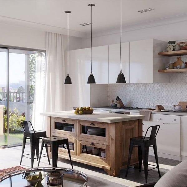 New Modern Kitchen Design Trends 2021 - New Decor Trends