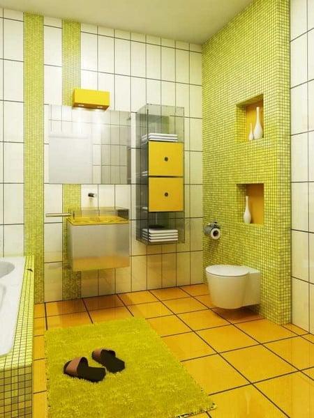 Latest Bathroom Tile Trends 2021 - New Decor Trends