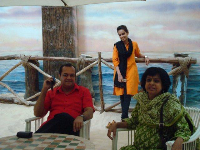 Priti, Panvi and Joygopal
