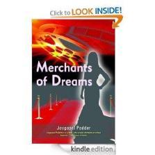 "Cover of ""Merchants of Dreams"" by Joygopal Podder"