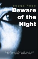 """Cover of """"Beware of the Night"""" by Joygopal Podder"""