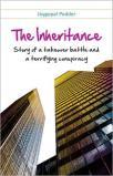 "Cover of ""The Inheritance"" by Joygopal Podder"