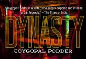 """Part of the cover of """"Dynasty"""" by Joygopal Podder"""