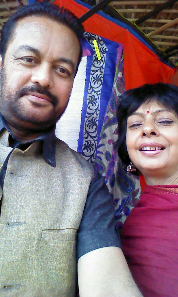 Joygopal and Priti