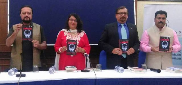 Launch of my 18th book