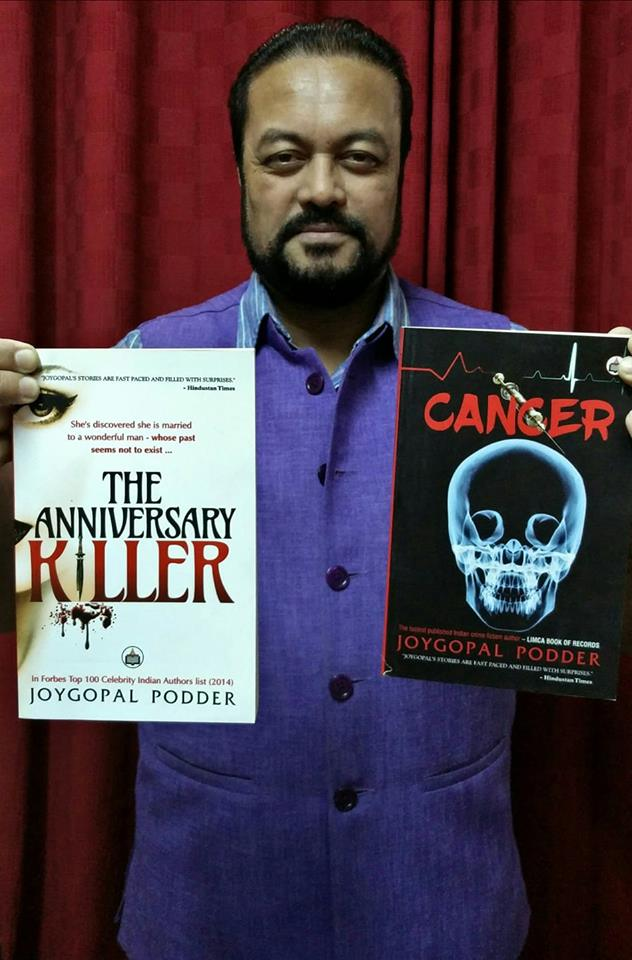 Joygopal Podder and his books