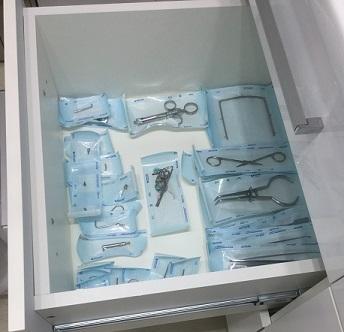 Contrôle qualité tourisme dentaire instruments stériles