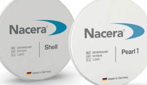 Céramique dentaire Nacera - fabriqué en Allemagne