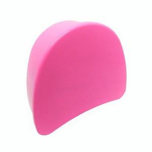 estojo para aparelho ortodôntico rosa